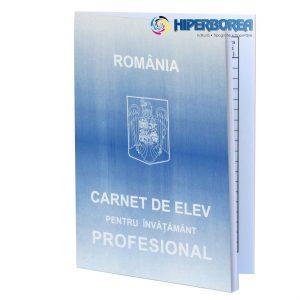 Carnet de elev pentru şcoli profesionale-0