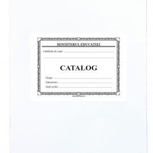 Catalog pentru învăţământul preşcolar