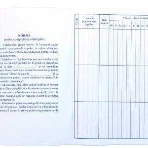 Catalog pentru învăţământul preşcolar-40226