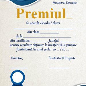A_24 Diploma de acordare a premiului