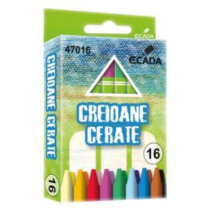 Creioane Cerate Ecada, 16 Nuante-0