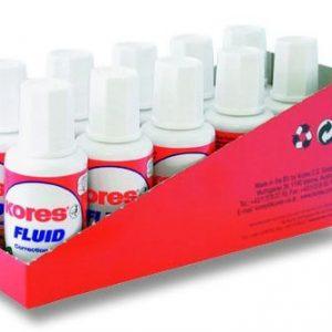 Corector Fluid Kores -0