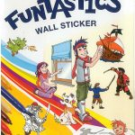 Funtastics wall sticker-0