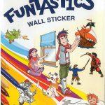 Funtastics wall sticker-0