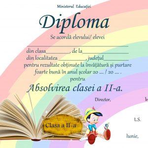 A_06 Diploma Premiu clasa a 2-a