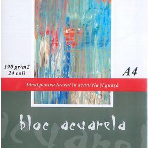Bloc Acuarela A4 Daco-0