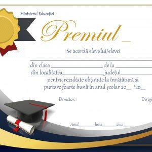 A_23 Diploma de acordare a premiului