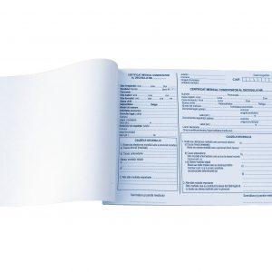 Certificat medical constatator al decesului-40215