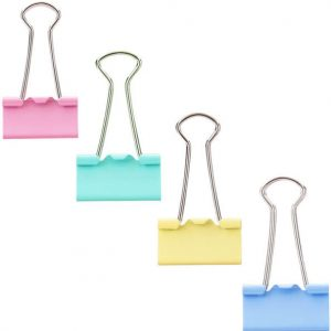 Clips color 25mm-0