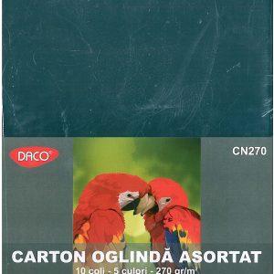 Carton oglinda asortat Daco-0