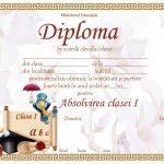 A_03 Diploma Premiu clasa 1