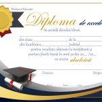 A_66 Diplomă de excelență